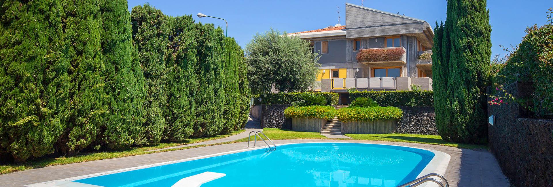 villa 4 piani con piscina 3 le ville di cerza
